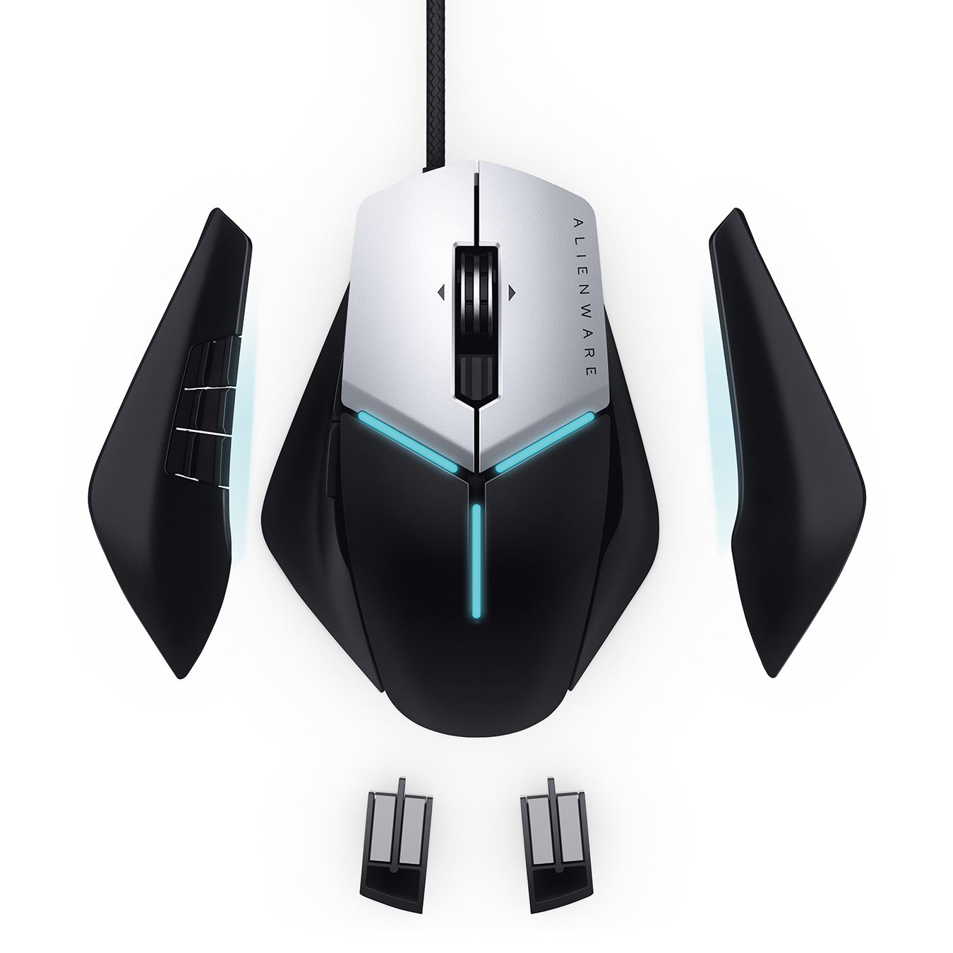 Products Page 16 Good Gaming Shop Alcatroz Xplorer 7770 Lfx Keyboard Mouse Alienware Elite Aw958